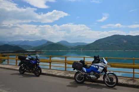 Λίμνη Κρεμαστών - γέφυρα Τατάρνας
